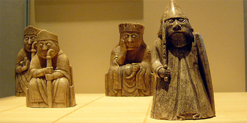 Lewischessmen Hebrides Today