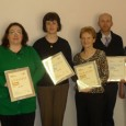 Three workplaces in Uist picked up top awards this week (Wednesday March 21) for their efforts to boost health and wellbeing in the workplace. The Healthy Working Lives Award Programme was...