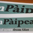 Am Pàipear, the Uist community newspaper, is launching a new look later this week. For the first time in the near forty-year history of the publication, Am Pàipear will be […]