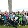 A group of nearly 50 visitors from North America dropped in on the Callanish Stones, Lewis, at the weekend as part of Disney's official Scotland: A Brave Adventure tour.  ...